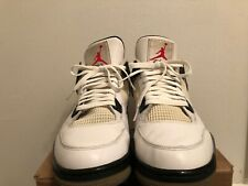 Air Jordan 4 IV White Cement Size 12 M