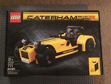 Lego 21307  Ideas - Caterham Seven 620R - Building Kit New #014