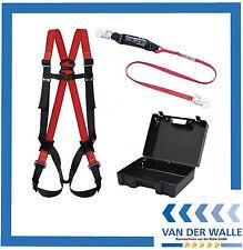 Auffanggurt Auffangsystem Sicherheitsgurt Absturzsicherungsset EN363 # 01414018