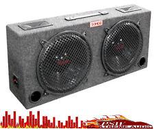 "KIC100  300 Watt's 10"" Dual Subwoofer Box NIPPON For Truck or Hatchback / trunk"