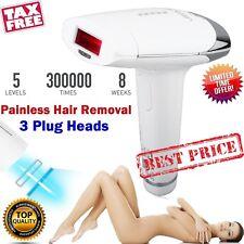 Laser IPL Permanent Hair Removal Machine Painless Face Body Shaving Epilator Kit