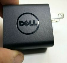 Dell 10W-AC Wall Travel Charger USB Power Adapter USA OEM Genuine