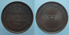 NAPOLI RARA MEDAGLIA 1825 FDC