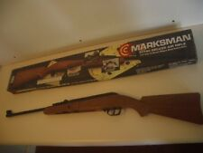 Marksman 1780 Deluxe Air Rifle Airgun .177 Vintage Break Barrel Pellet Gun