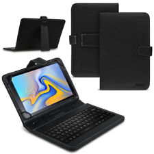 Samsung Galaxy Tab A 10.5 Tablet Tasche Tastatur Keyboard QWERTZ Hülle Cover