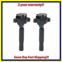 OEM Quality Ignition Coil 2PCS Pack for 2003-2005 Mercedes-Benz C230 1.8L L4