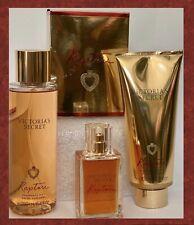 Victorias Secret RAPTURE Mist, Lotion & Cologne Perfume Lot Set