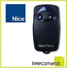 Telecomando radiocomando Nice  Flor Flor-s Flo2r-s FLOR-S FLO2R-S 433,92MHZ