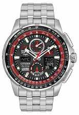 New Citizen Eco Drive Mens Watch JY8059-57E Red Arrows Skyhawk A-T