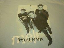 Rascal Flatts Shirt ( Used Size Xl ) Good Condition!