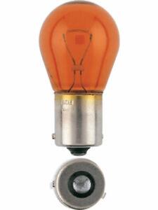 Narva Stop/Tail & Indicator Globe 12V 21W Amber Bau15S S25mm Pack of 2 (47384BL)