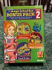 Scholastic's The Magic School Bus Bonus Pack Vol 2 CD-ROM PC Game