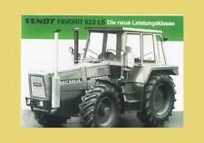 Fendt Favorit 622 LS mit 211 PS Traktor Schlepper