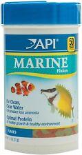 API Marine Flake Fish Food 1.1oz clean water marine fish Clownfish Wrasses Tangs