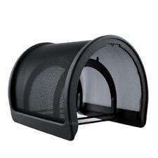 Double couche enregistrement 45mm-68mm Microphone Bonnette Pop Filter Mask