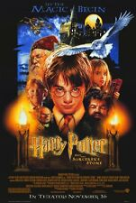 "HARRY POTTER SORCERER'S STONE Poster [Licensed-New-USA] 27x40"" Theater Size"
