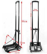 car home portable fold shopping luggage cart trolley trailer handcart organizer