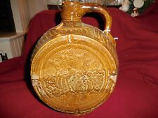 Vintage Butler Kentucky Old Dexter Salt Glazed Whiskey Barrel/Jug Aug 11, 1891