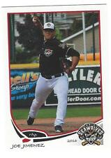 COMPLETE 2016 ERIE SEAWOLVES TEAM SET MINORS HIGH AA DETROIT TIGERS