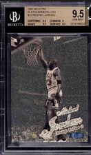 1997 ultra platinum medallion #23 Michael Jordan /100