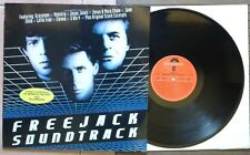 V.V.A.A. / FREEJACK (original soundtrack) - LP (Holland 1992)