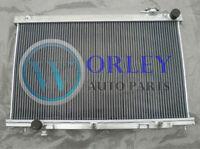 2 row Aluminum Radiator For 2003-2007 06 05 INFINITI G35 G 35 3.5L COUPE SEDAN