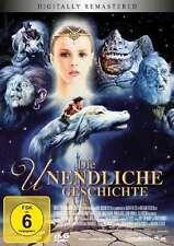 Die Infinito Geschichte - EL ORIGINAL Wolfgang Petersen Michael Ende 1983 DVD