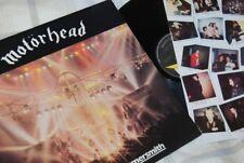 Motorhead - No Sleep 'til Hammersmith - Orig Vinyl LP ACE OF SPADES BRON 535