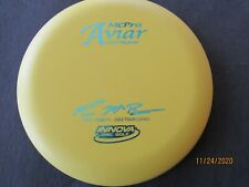 First Release McPro Aviar, NEW!