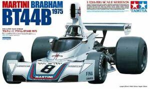 Tamiya - 1/12 Martini Brabham BT44B 1975 Plastic Model Kit