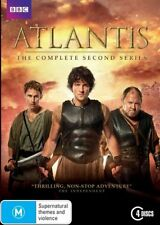 Atlantis : Series 2 (DVD, 2015, 4-Disc Set) - Near New - R4