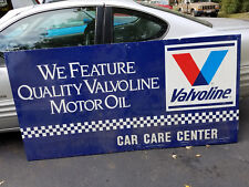 Valvoline Sign