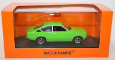 Maxichamps 1/43 Scale Diecast 940 045621 Opel Kadett C Coupe 1974 - Green