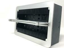 Yolkvisual Conference Table connectivity Box 4 HDMI,2 VGA, 4 AC, 4 RJ45, 2 USB S