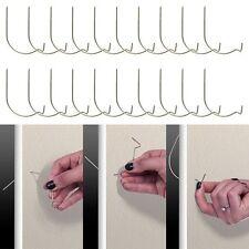 Set of 20 Super Hooks - Hang stuff on Walls in Minutes