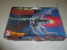 New In Box Star Wars Shadows Of The Empire Virago Model Kit Amt Ertl 8377 1997
