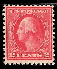 U.S. Stamps 500 MH Cert