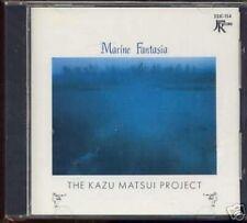 KAZU MATSUI MARINE FANTASIA 1986 JAPAN CD howard smith