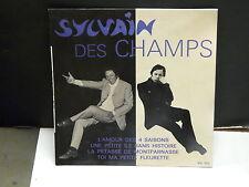 SYLVAIN DES CHAMPS ( avec ANDRE DEDJEAN ) La mour des 4 saisons ... BR 723