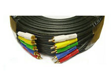 1.5M 5RCA Male to 5RCA Male Audio Video AV Component Cable, SA01