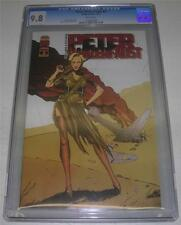 PETER PANZERFAUST #3 CGC 9.8 UNIVERSAL GRADE (Image 2012) 1st appearance WENDY