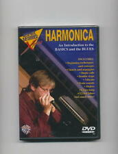 LEARN TO PLAY BASIC & BLUES HARMONICA - BEGINNER DVD