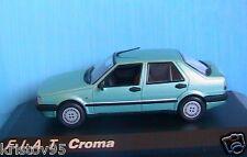 FIAT CROMA IE 1985 VERT NOREV # 771052 1/43 ITALIA GREEN VERDE ITALIA ITALIE