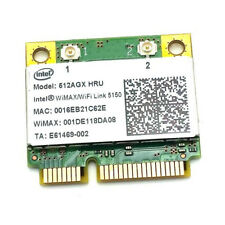 NEW Intel WiMax/WiFi Wireless Link 5150 Mini PCI-E Card 512AGX_HRU