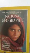 National Geographic Magazine Nat Geo June 1985(NG21)