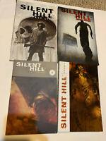 SILENT HILL OMNIBUS VOL 1 & 2 COMIC SERIES BOOK GRAPHIC NOVEL LOT SET SINNER'S
