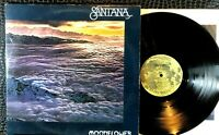 Santana: Moonflower 2 LP Columbia 34914 First Pressing VG+ Vinyl She's Not There