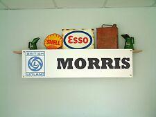 British Leyland Morris Workshop Banner, Marina, ITAL ecc.