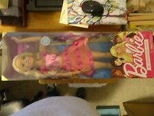 "Barbie  28"" Best Fashion Friend Posable Articulated Doll, Blonde Hair, New"