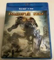 Pacific Rim DVD + Blu-ray Disc